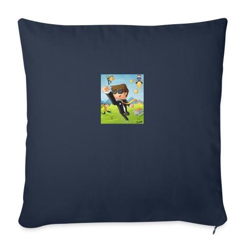 Omgislan - Sofa pillow with filling 45cm x 45cm