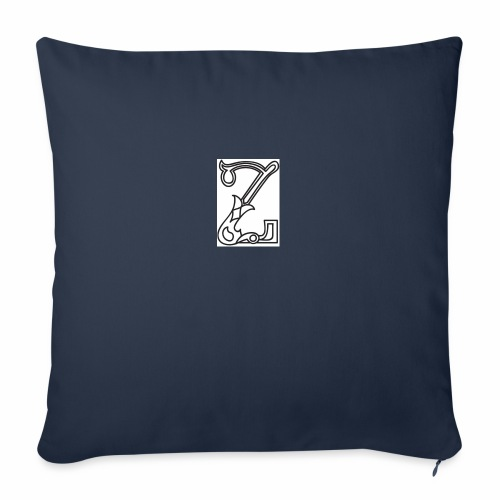 Z - Sofa pillow with filling 45cm x 45cm