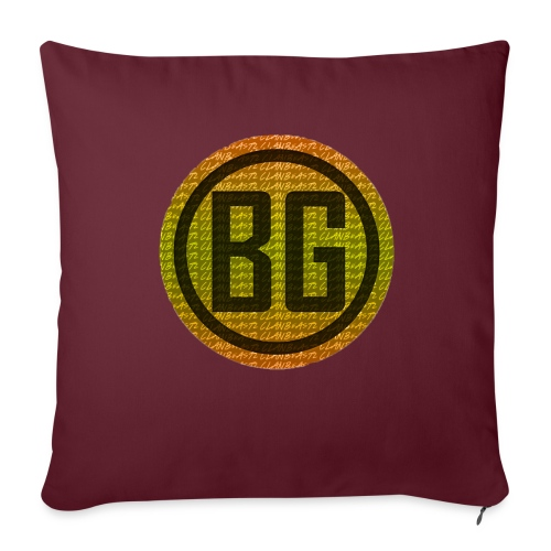 BeAsTz GAMING HOODIE - Sofa pillow with filling 45cm x 45cm