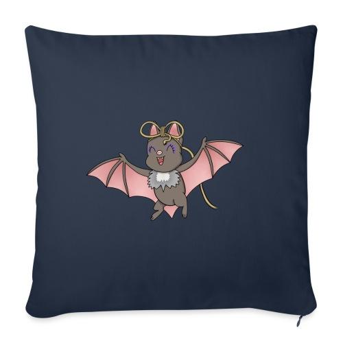 Bat Deeley - Sofa pillow with filling 45cm x 45cm