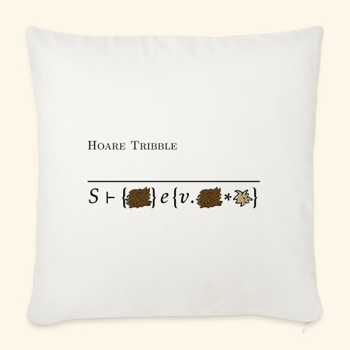 Hoare Tribble - Sofa pillow with filling 45cm x 45cm