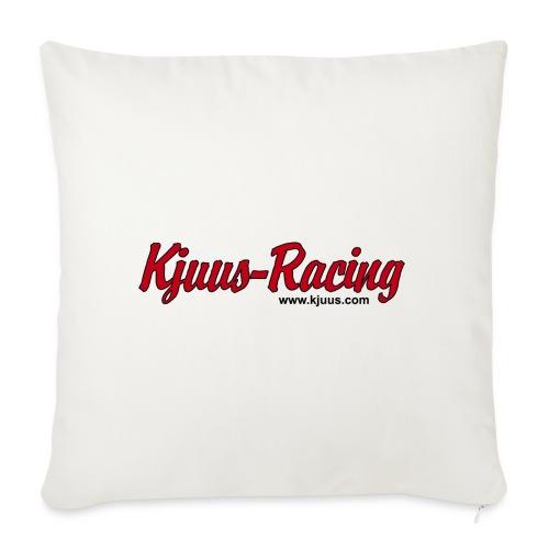 Kjuus-Racing - Sofapute med fylling 44 x 44 cm