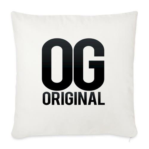 OG as original - Sofa pillow with filling 45cm x 45cm