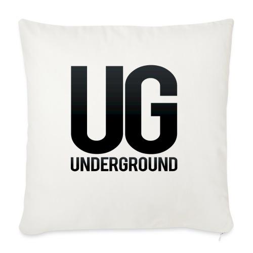 UG underground - Sofa pillow with filling 45cm x 45cm