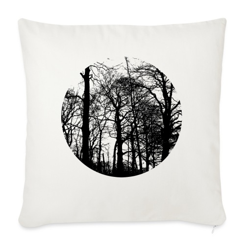 fagus sylvatica - Sofa pillow with filling 45cm x 45cm