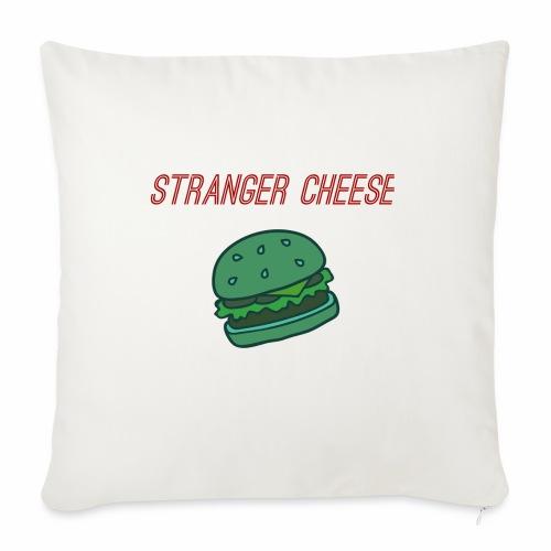 Stranger Cheese - Coussin et housse de 45 x 45 cm