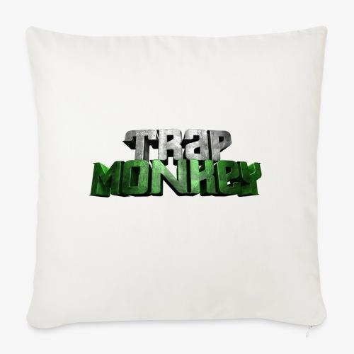 Trap Monkey 2 - Coussin et housse de 45 x 45 cm