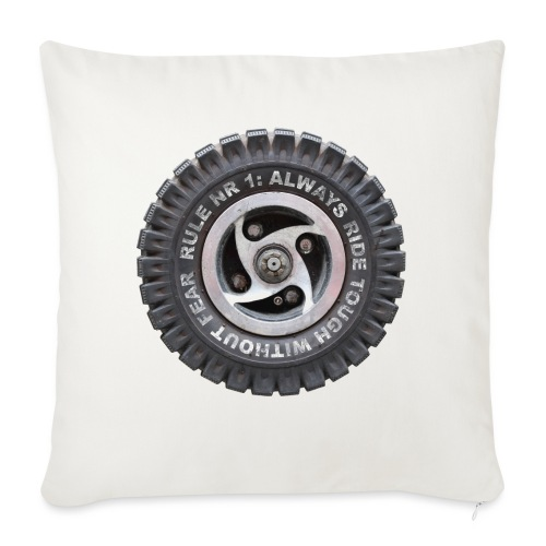 toughwheels - Bankkussen met vulling 44 x 44 cm