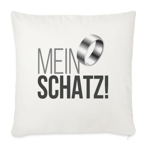 Mein Schatz! - Sofakissen mit Füllung 44 x 44 cm