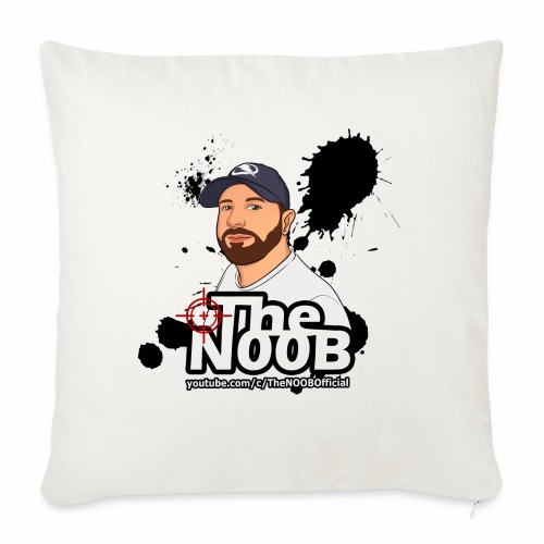 TheNOOB Official Avatar - Sofa pillow with filling 45cm x 45cm