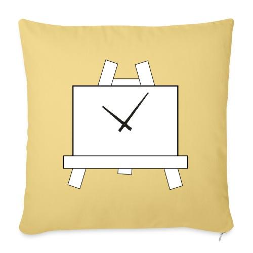Time 4 Art - Bankkussen met vulling 44 x 44 cm