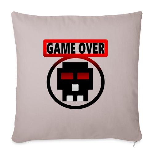 Game over - Sofakissen mit Füllung 44 x 44 cm