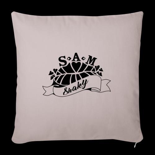 SamShaky - Sohvatyynyt täytteellä 44 x 44 cm