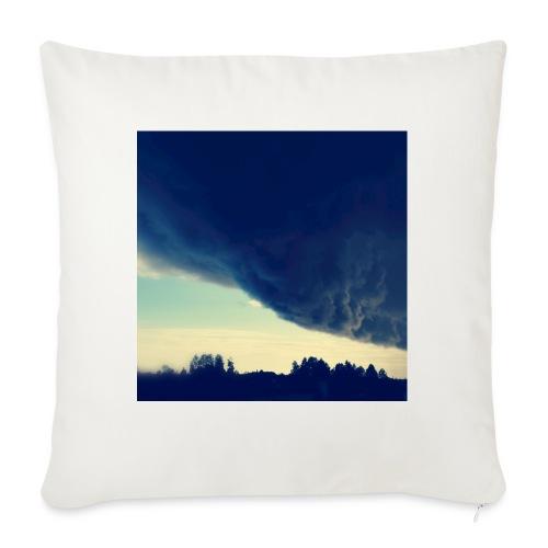 Be The Storm - Sohvatyynyt täytteellä 44 x 44 cm