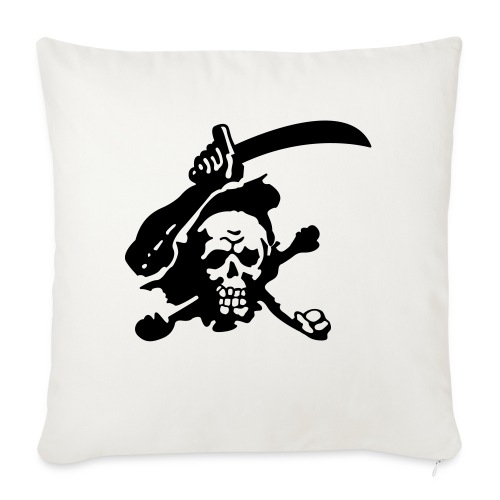 Skull Attack - Sofa pillow with filling 45cm x 45cm