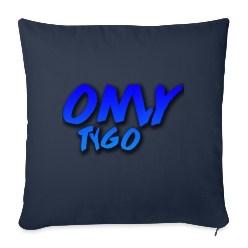 OnlyTygo - Bankkussen met vulling 44 x 44 cm