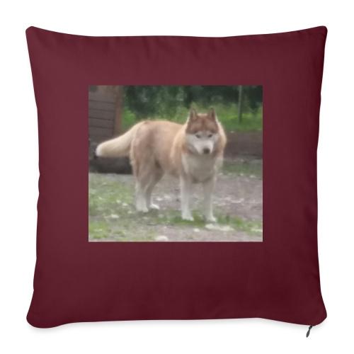 MY DOG - Sohvatyynyt täytteellä 44 x 44 cm
