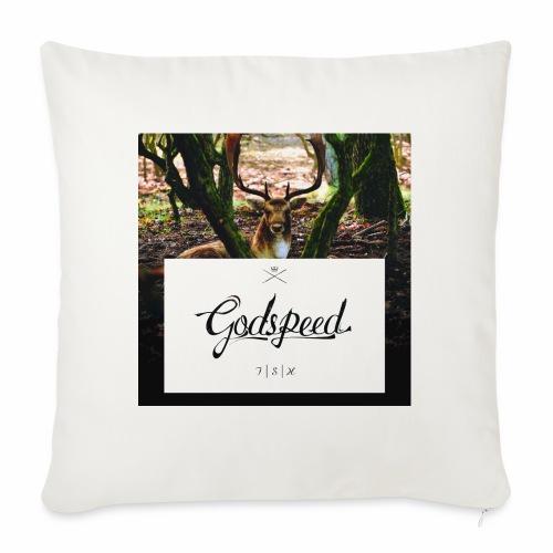 Godspeed FSH - Sohvatyynyt täytteellä 44 x 44 cm