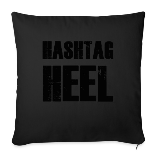 hashtagheel - Sofa pillow with filling 45cm x 45cm
