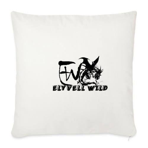 ELYVELL WILD - Coussin et housse de 45 x 45 cm