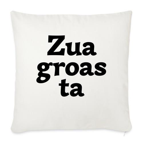 Zuagroasta - Sofakissen mit Füllung 44 x 44 cm