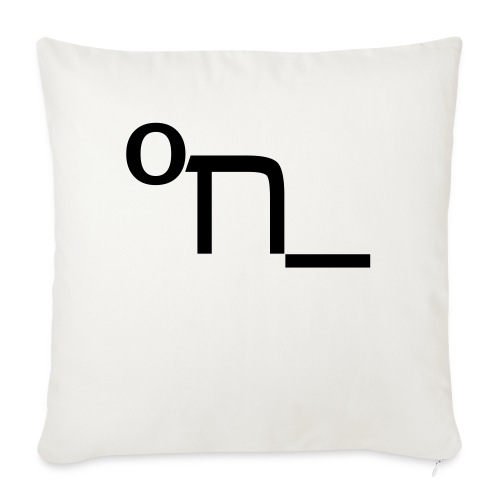 DRUNK - Sofa pillow with filling 45cm x 45cm