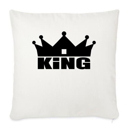 I'm the King - Coussin et housse de 45 x 45 cm