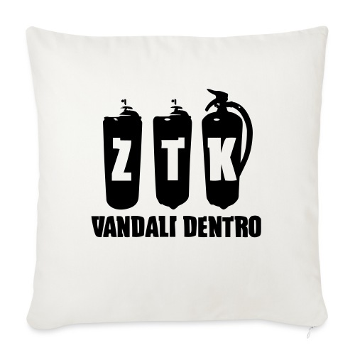ZTK Vandali Dentro Morphing 1 - Sofa pillow with filling 45cm x 45cm
