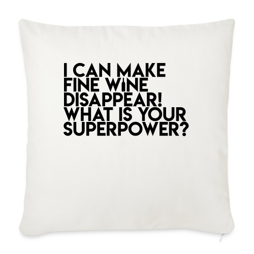 superpower - Sofapude med fyld 44 x 44 cm