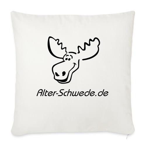 Ole Alter Schwede - Sofakissen mit Füllung 44 x 44 cm