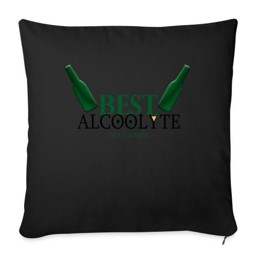 Alcoolyte ! - Coussin et housse de 45 x 45 cm