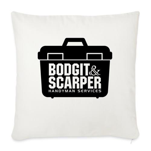 Bodgit & Scarper - Sofa pillow with filling 45cm x 45cm