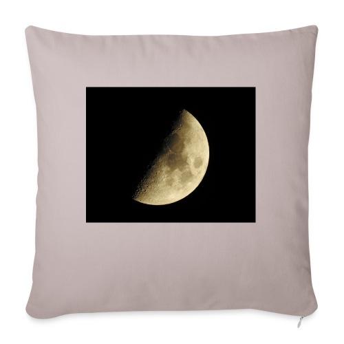 LUNA_3840X3072 - Cuscino da divano 44 x 44 cm con riempimento