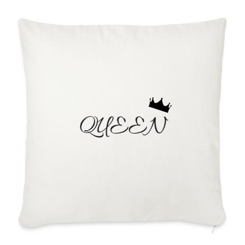 queen - Coussin et housse de 45 x 45 cm