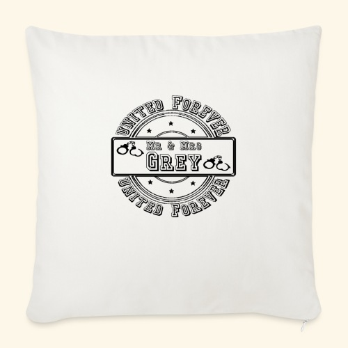 United Forever - Sofa pillow with filling 45cm x 45cm