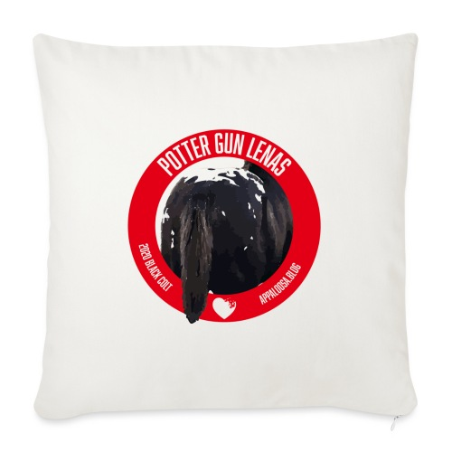 POTTER GUN LENAS - Cuscino da divano 44 x 44 cm con riempimento