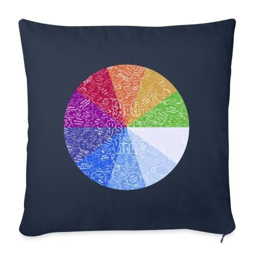 APV 10.1 - Sofa pillow with filling 45cm x 45cm