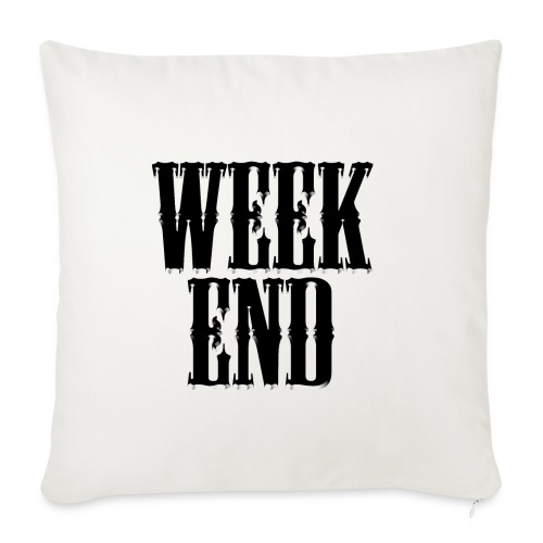 WEEKEND - Sofa pillow with filling 45cm x 45cm