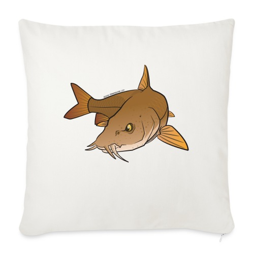 Red River: Barbel - Sofa pillow with filling 45cm x 45cm