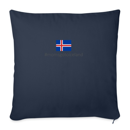 Iceland - Sofa pillow with filling 45cm x 45cm