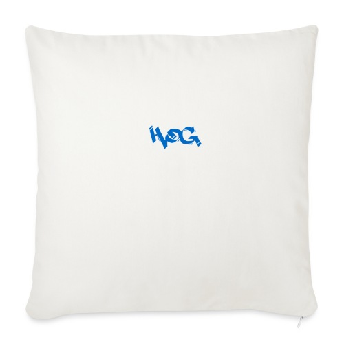hog - Cojín de sofá con relleno 44 x 44 cm