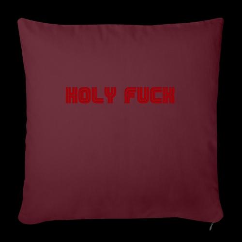 HOLY FUCK - Cuscino da divano 44 x 44 cm con riempimento
