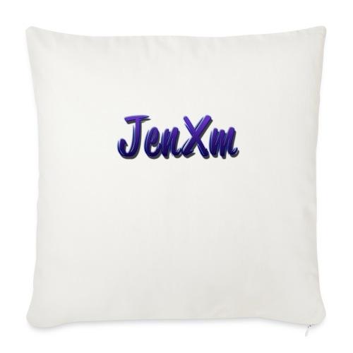 JenxM - Sofa pillow with filling 45cm x 45cm