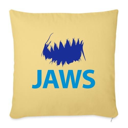 Jaws Dangerous T-Shirt - Sofa pillow with filling 45cm x 45cm