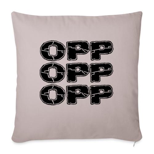 OPP Print - Sohvatyynyt täytteellä 44 x 44 cm