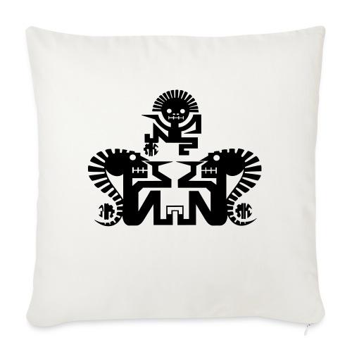 Etruskie Logo Ich Troje 1997 - Poduszka na kanapę z wkładem 44 x 44 cm