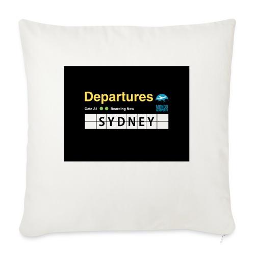 SYDNEY png - Cuscino da divano 44 x 44 cm con riempimento