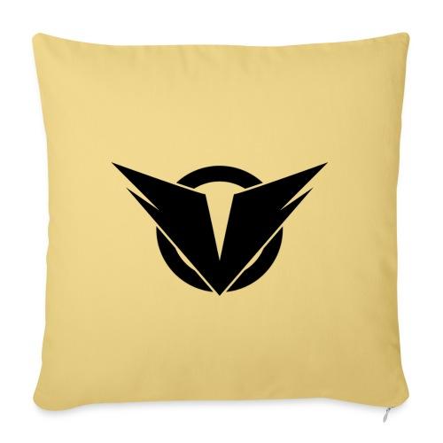 Vintry Logo on back - Sofakissen mit Füllung 44 x 44 cm