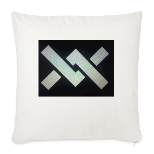 Original Movement Mens black t-shirt - Sofa pillow with filling 45cm x 45cm