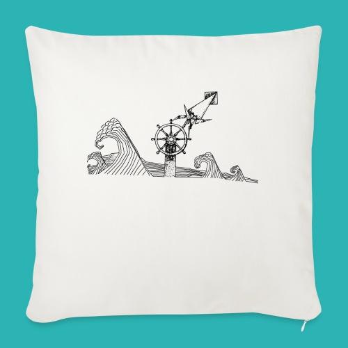Carta_timone-png - Cuscino da divano 44 x 44 cm con riempimento